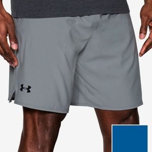 "Under Armour Men's 9"" Qualifier Woven Short, M"